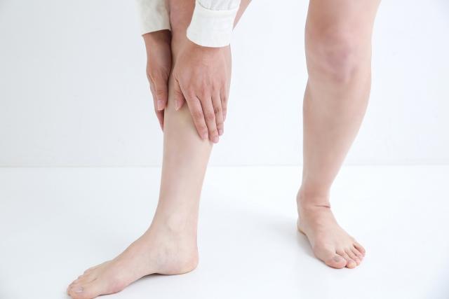 下肢静脈瘤のいろいろな症状