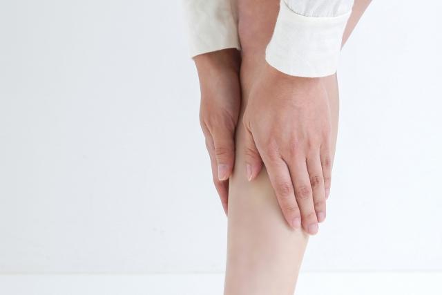 足の「血管がボコボコしている!?」